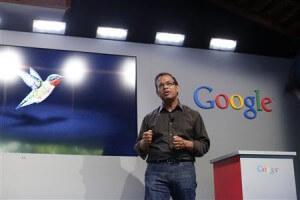 Amit Singhal przedstawia algorytm Hummingbird