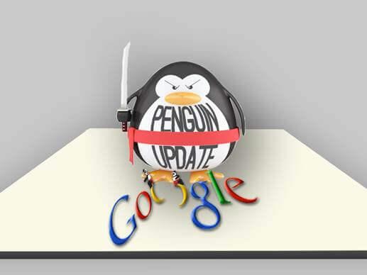 Aktualizacja Google Pingwin