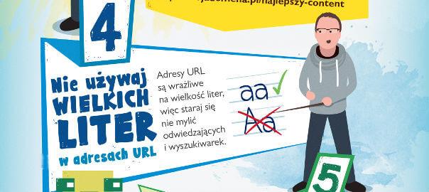 Optymalizacja adresów URL