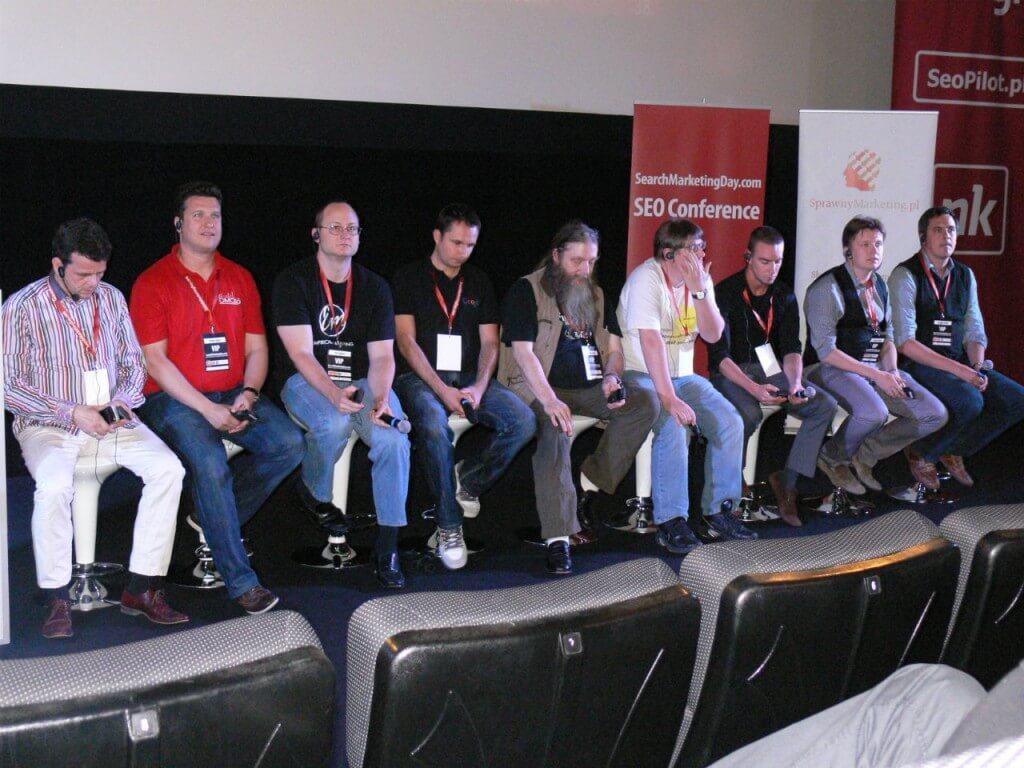 Panel dyskusyjny Search Marketing Day 2012