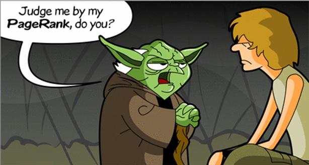 PageRank Yoda