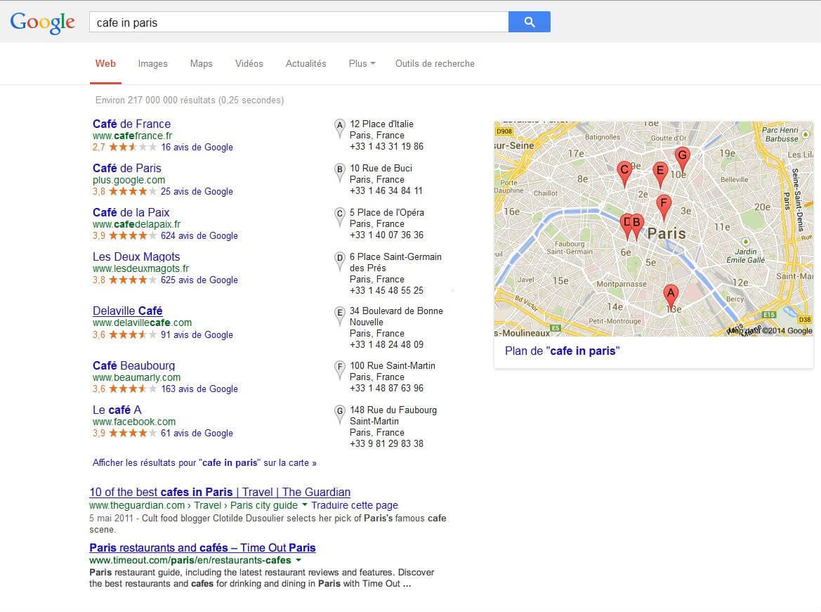 Wyszukiwarka restauracji