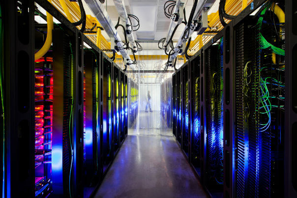Google Data Center Iowa