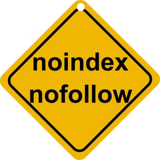 noindex nofollow