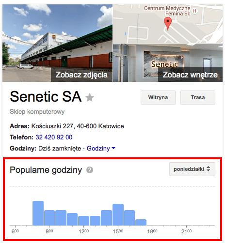 senetic Katowice
