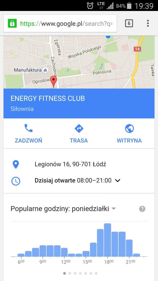 Siłownia Łódź