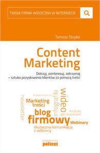 Content Marketing - Tomasz Stopka
