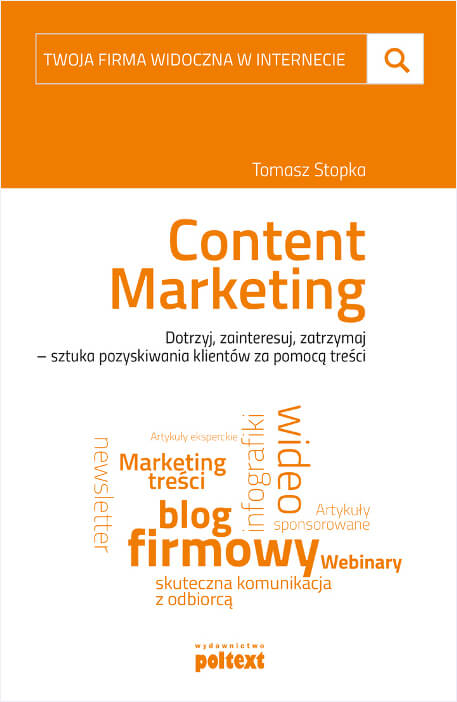 Content Marketing - Tomasz Stopka